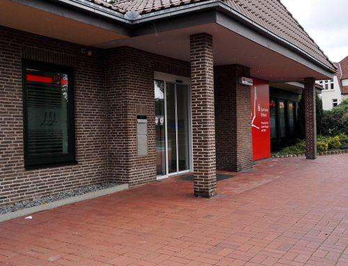 Neue Zugangspunkte: Sparkasse Einbeck Zweigstelle Hubeweg