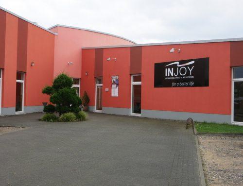 Neue Zugangspunkte: Injoy Fitness Club Einbeck